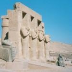 Ramsés. El templo de millones de años.
