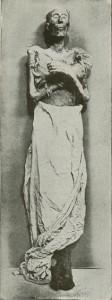 La momia de Ramsés II