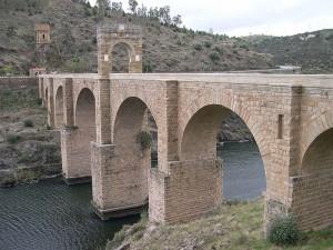 Puente de Alcántara. Cáceres