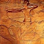 Ramsés. La batalla de Kadesh.
