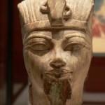 La momia secreta del faraón.