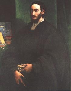 Posible retrato de León el Africano. Piombo.