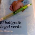 """Entrevista a Eloy Moreno, autor de """"El bolígrafo de gel verde"""""""