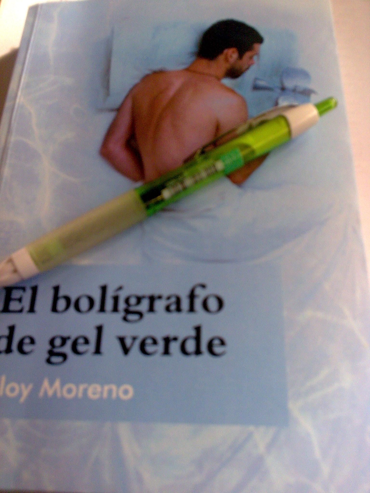 Entrevista a eloy moreno autor de el bol grafo de gel verde
