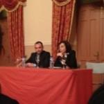 Conferencia de Jesús Sánchez Adalid en Ciudad Real