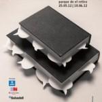 Firma de autores de Espasa Calpe durante el primer fin de semana en la Feria del LIbro de Madrid