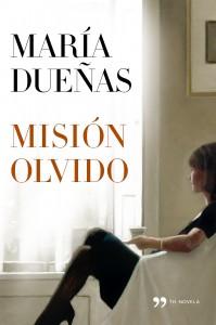 portada MISION OLVIDO