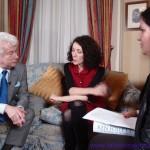 Entrevista a Ken Follett en vídeo