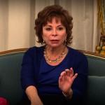 Entrevista a Isabel Allende. El juego de Ripper. Parte I