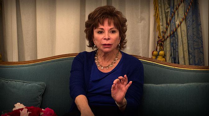 Entrevista a Isabel Allende (I)