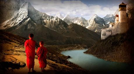 La esperanza del Tibet