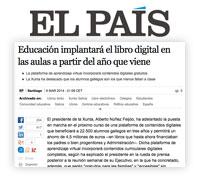 Los libros en la red - El País