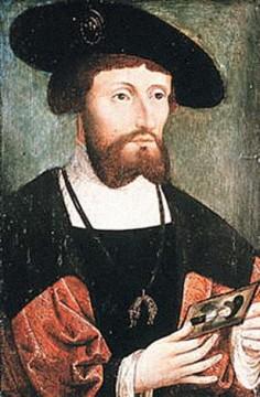 Christian II Rey de Dinamarca