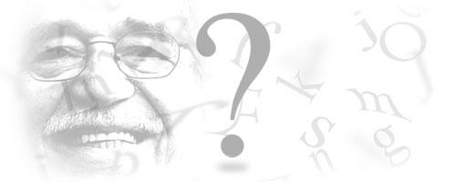 La pregunta en mis libros Gabriel García Márquez