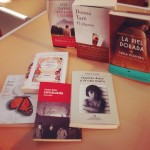 Los nuevos habitantes de mi biblioteca (abril 2014)