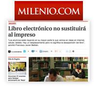 Libro electrónico no sustituirá al impreso