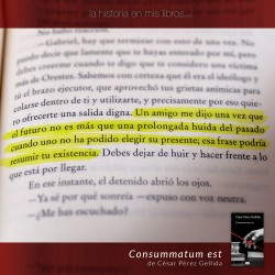 Consummatum est de César Pérez Gellida