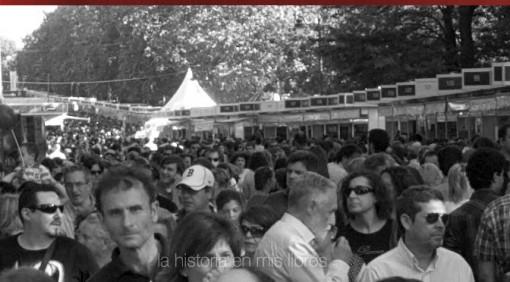 Feria del libro de Madrid - La historia en mis libros