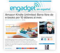 Amazon Kindle Unlimited: Barra libre de e-books por 10 dólares al mes