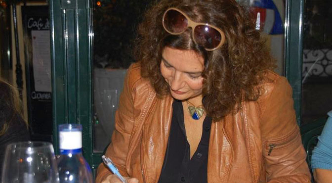 Entrevista a Pilar Ruiz. La historia en mis libros.