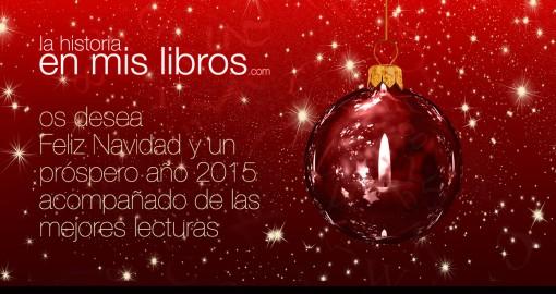 Feliz Navidad - La historia en mis libros