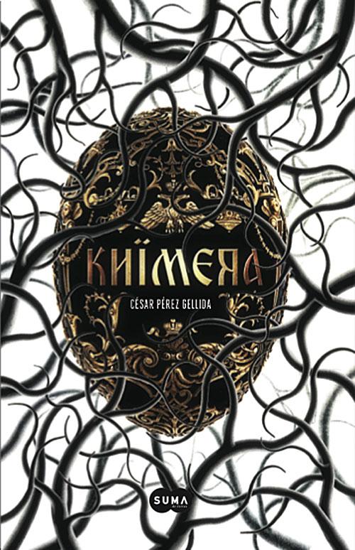 Khïmera, de César Pérez Gellida