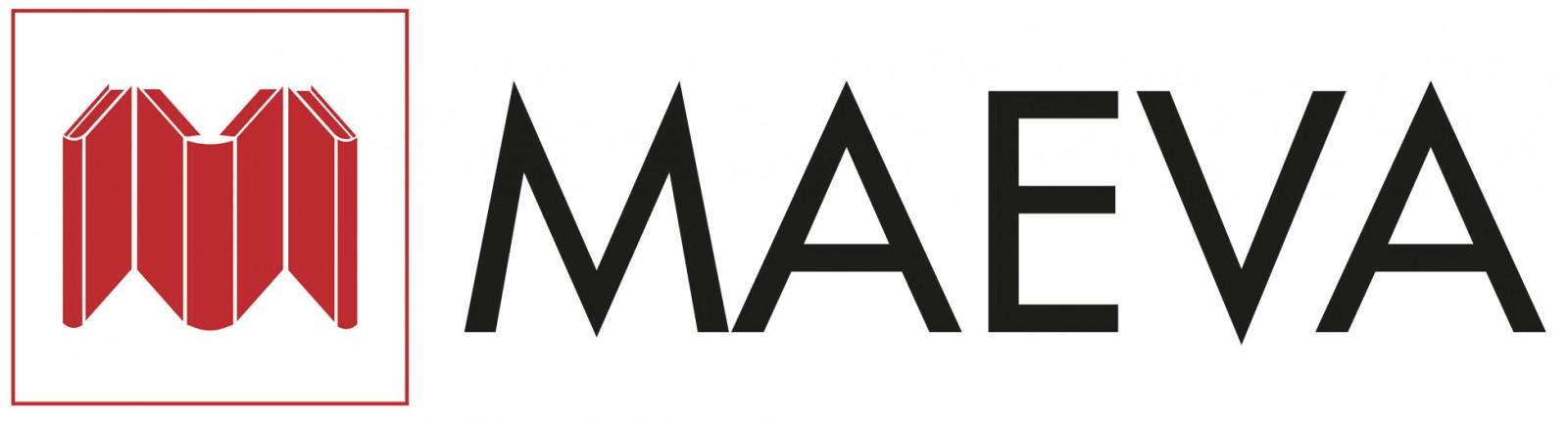 Resultado de imagen de logo editorial maeva