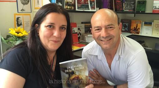 con Rafael Sánchez Rey