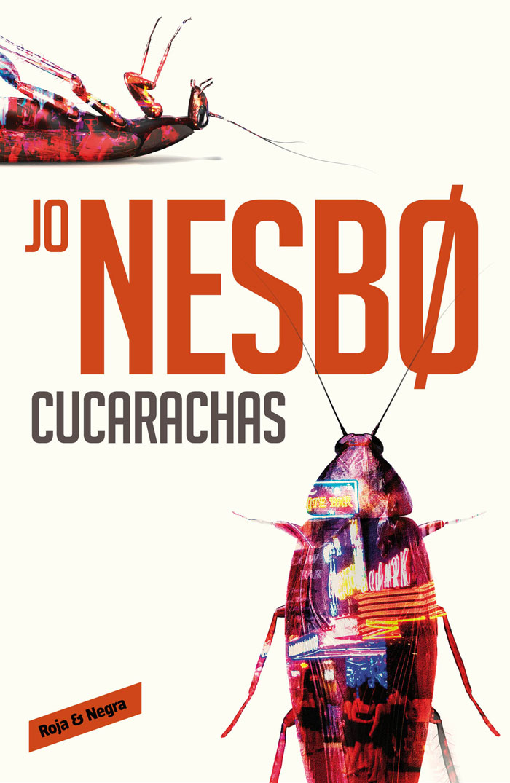 Cucarachas (Harry Hole 2) de Jo Nesbo