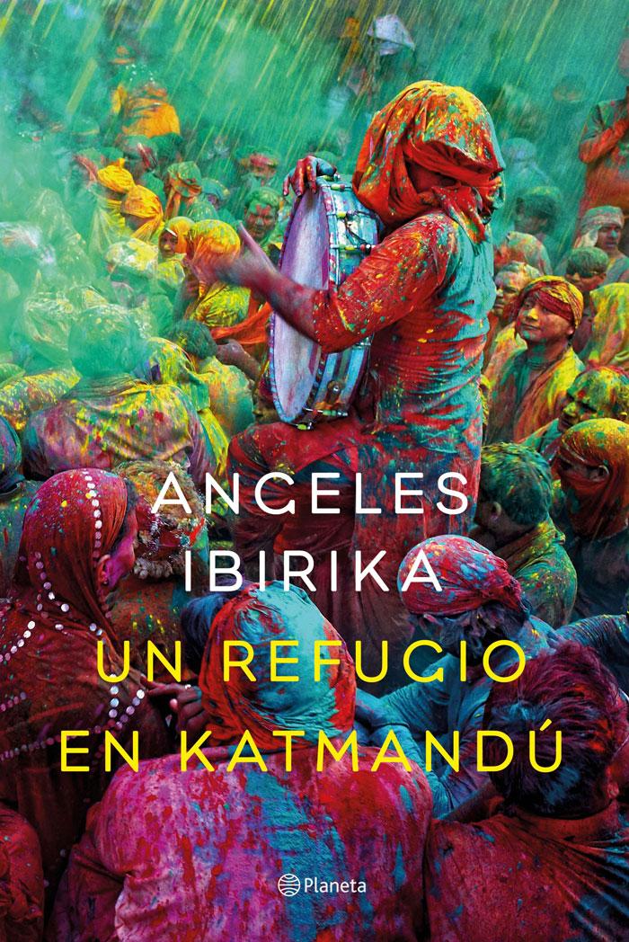 Un refugio en Katmandú de Ángeles Ibirika