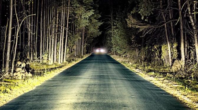 El mal camino
