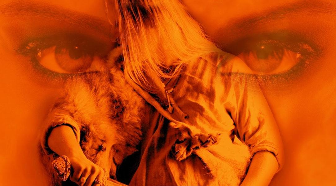 La cabellera de fuego de Amalia Vilches