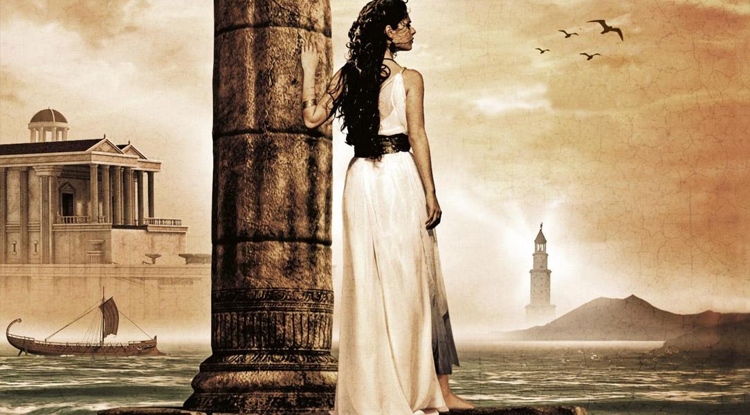 Los caminos del mar - La historia en mis libros