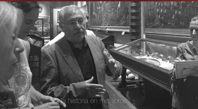 Encuentro con el autor de El Naufrago de la Gran Armada