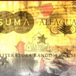 Novedades editoriales - Suma de Letras, Literatura Random House, Editorial Alfaguara