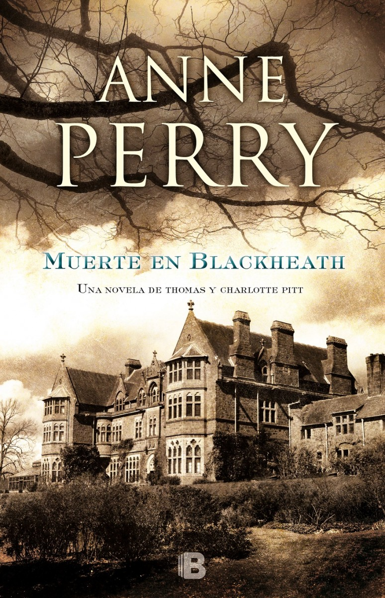 Muerte en Blackheath, de Anne Perry