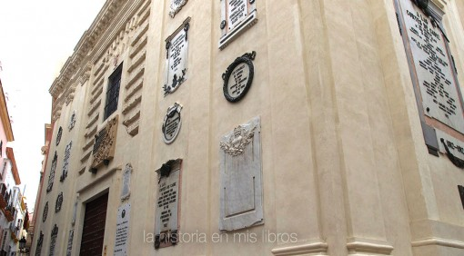 Oratorio San Felipe Neri, sede de las Cortes de Cádiz de 1812