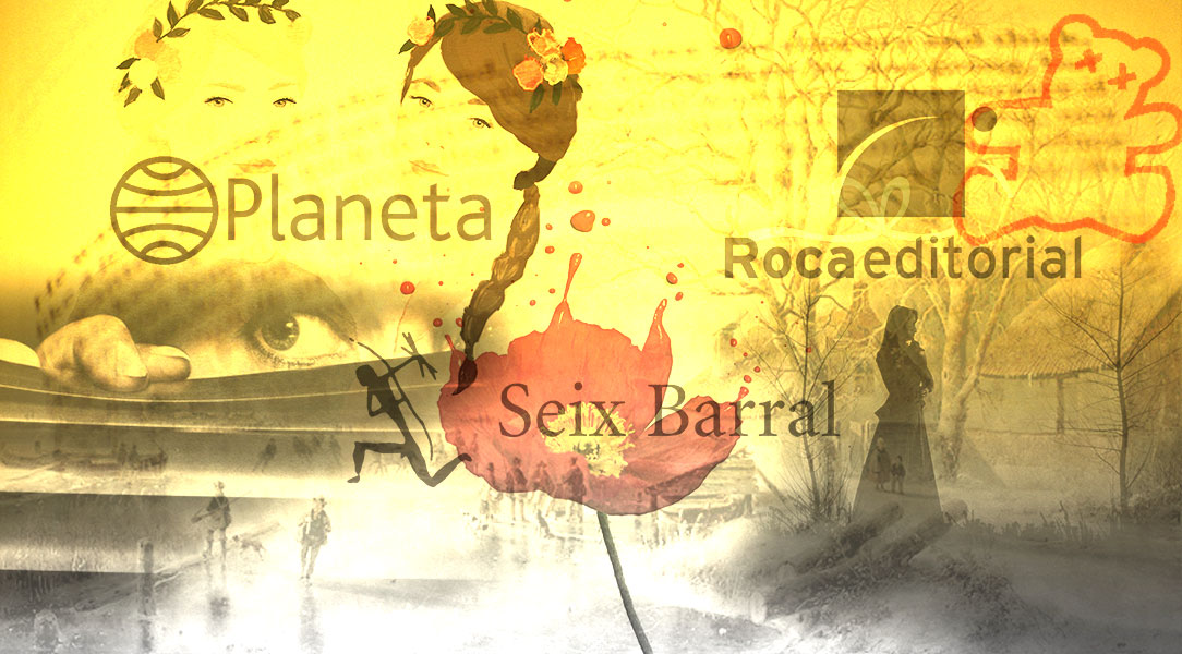 Novedades editoriales - Planeta, Seix Barral y Roca Editorial