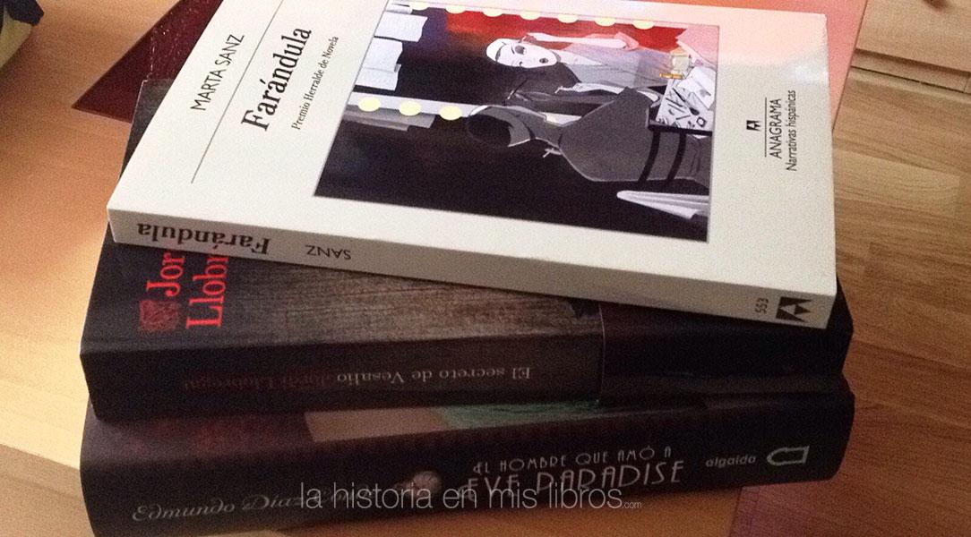 Mi botín de Tarro libros 2015
