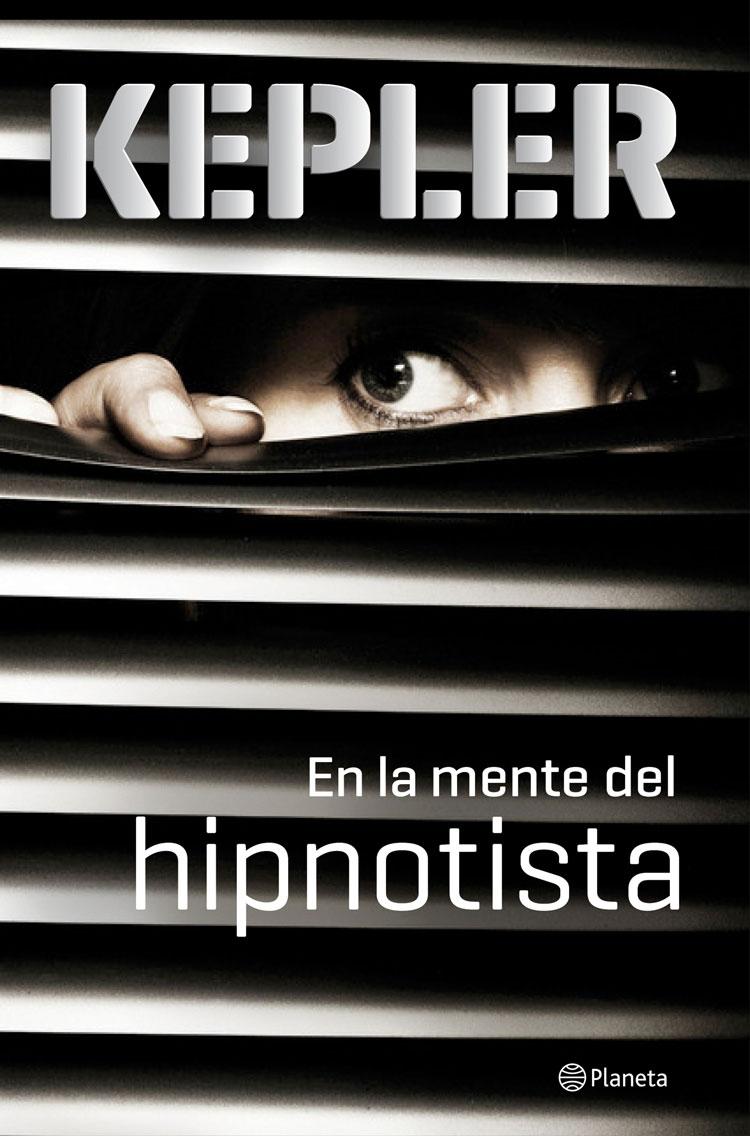 En la mente del hipnotista, de Lars Kepler