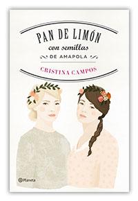Pan de limón con semillas de amapola, de Cristina Campos