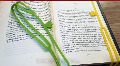 SORTEO (V): Marcapáginas marcalínea