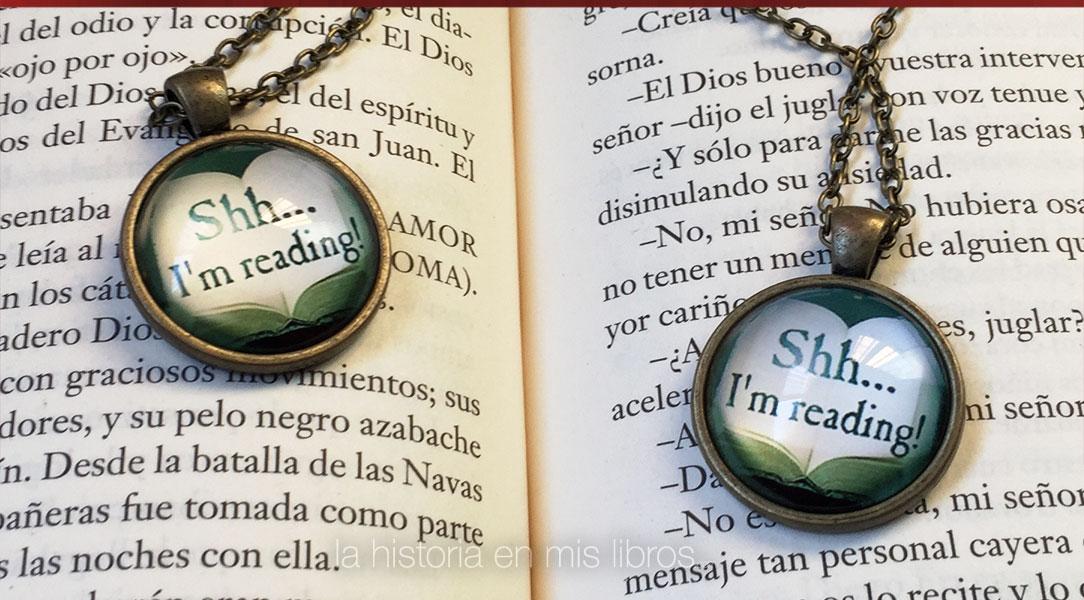 SORTEO (VI): Colgantes literarios