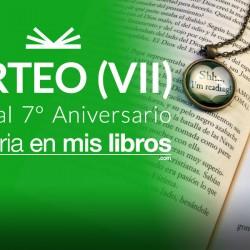 "SORTEO (VII): Colgantes literarios ""Shh... I'm reading!"""