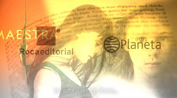 Novedades editoriales - Planeta y Roca Editorial