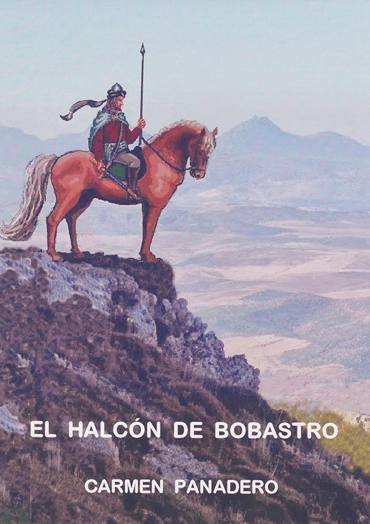 El halcón de Bobastro, de Carmen Panadero