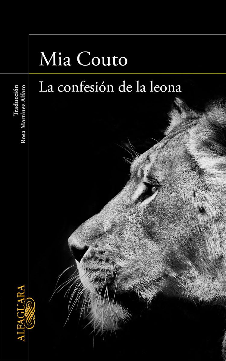 La confesión de la leona, de Mia Couto