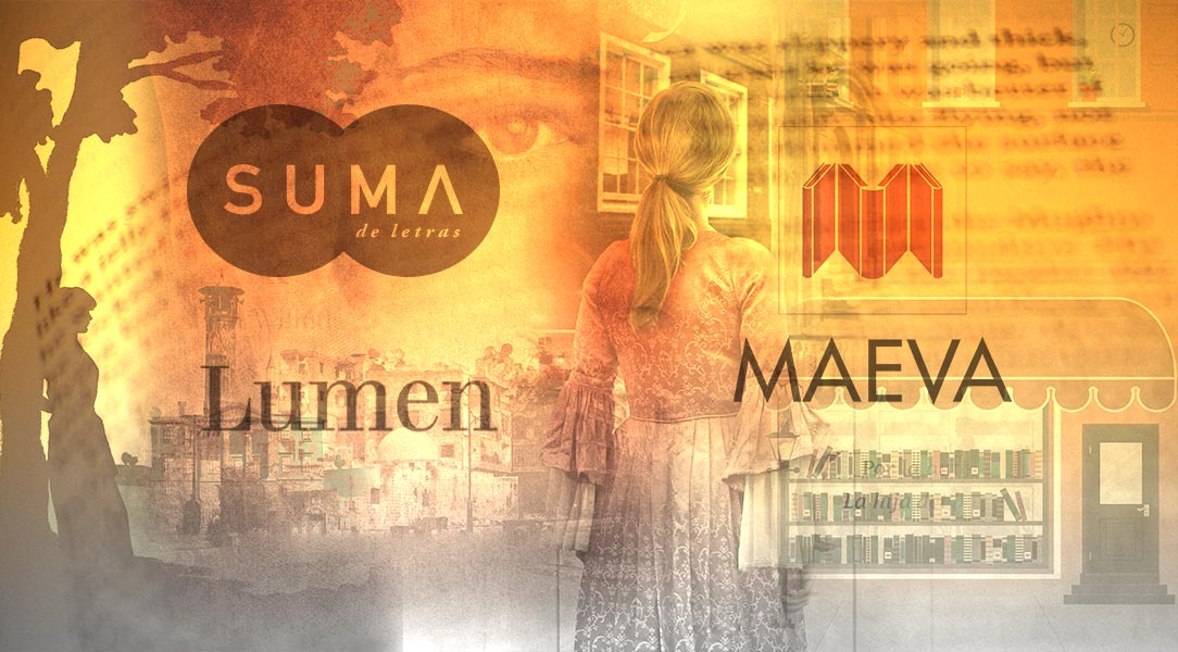 Novedades editoriales - Maeva - Lumen - Suma de letras