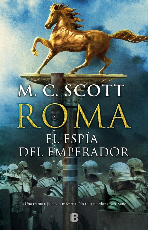 El espía del emperador, de M.C. Scott