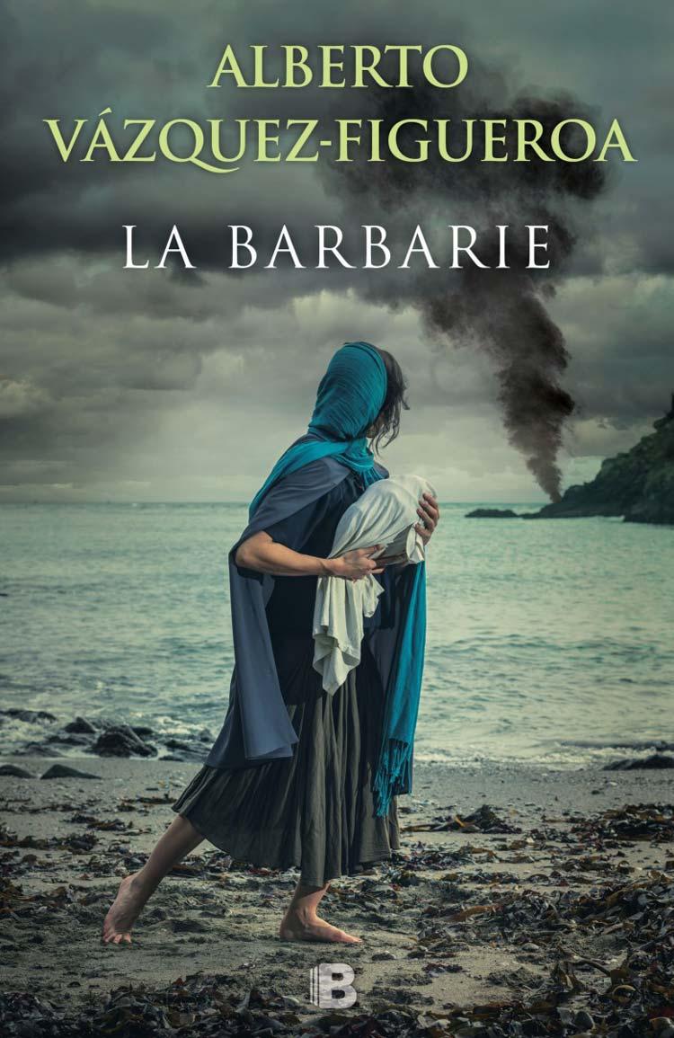 La barbarie, de Alberto Vázquez-Figueroa